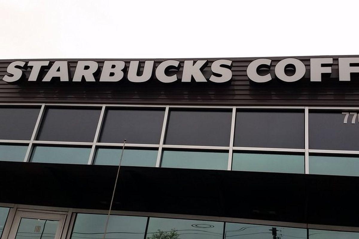 Starbucks on Ben White Boulevard