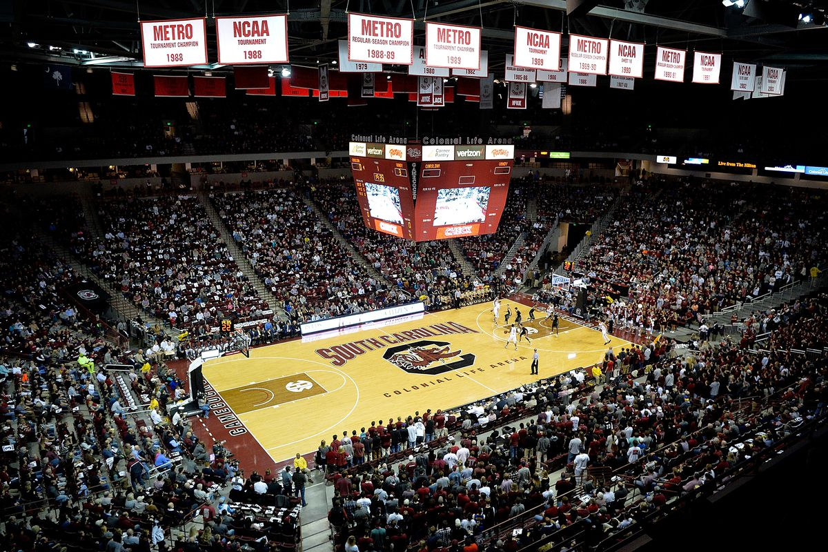 2013 Recruits Uk Basketball And Football Recruiting News: Columbia's Colonial Life Arena To Host 2019 NCAA