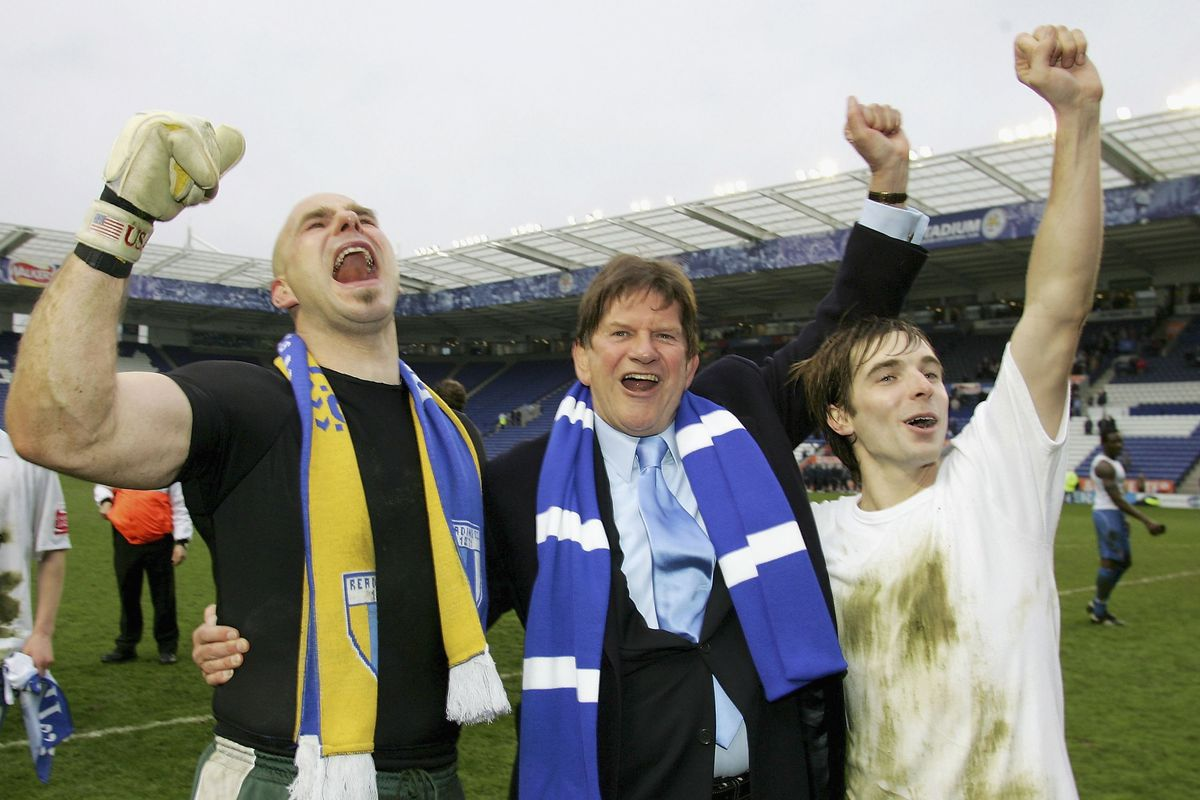 Leicester City v Reading