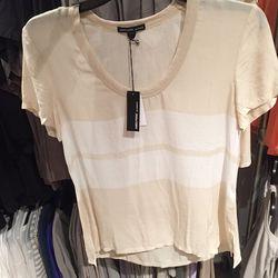 Woven shirt, $45 (was $165)