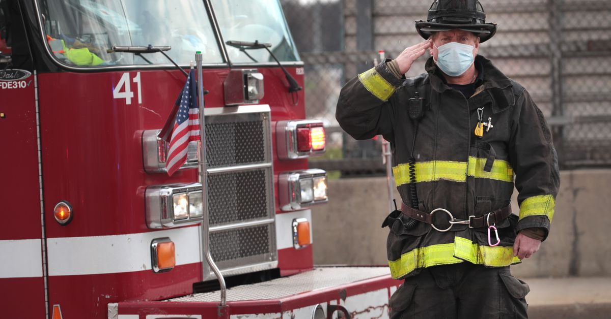 Union representing Chicago firefighters and paramedics is opposed to vaccine mandate