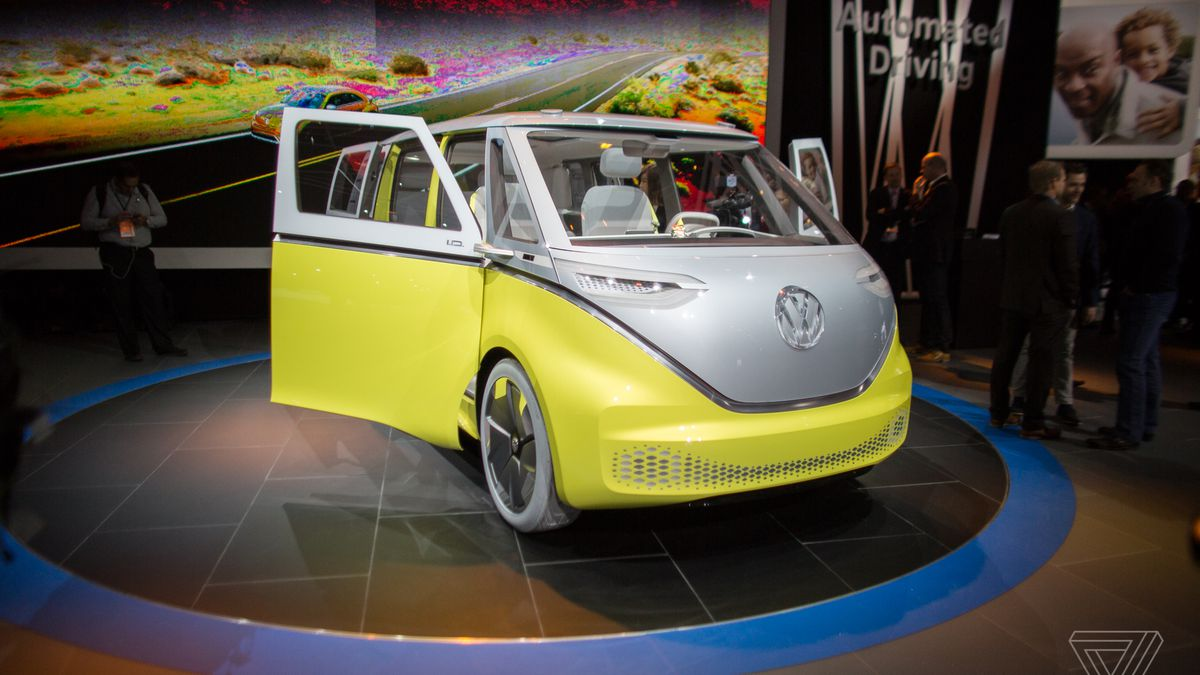 Why Volkswagen Keeps Making Microbus Throwbacks It Never Intends To The Verge