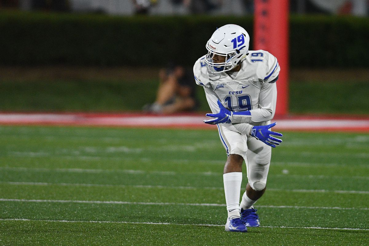COLLEGE FOOTBALL: AUG 30 Central Connecticut at Ball State