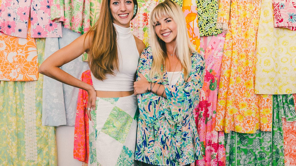 What The Lilly Pulitzer Team Wears To Work Color Prints