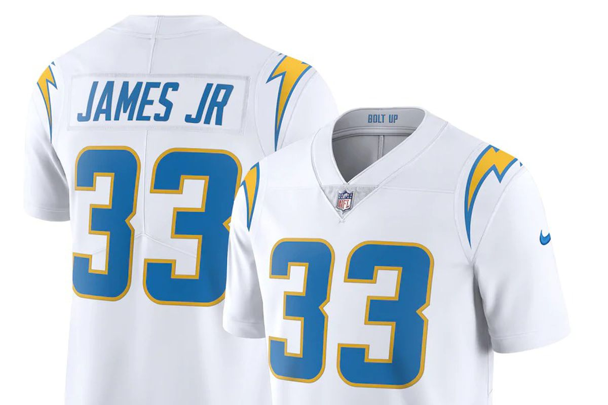Chargers News: Bolts unveil their new uniforms for 2020 - Bolts ...