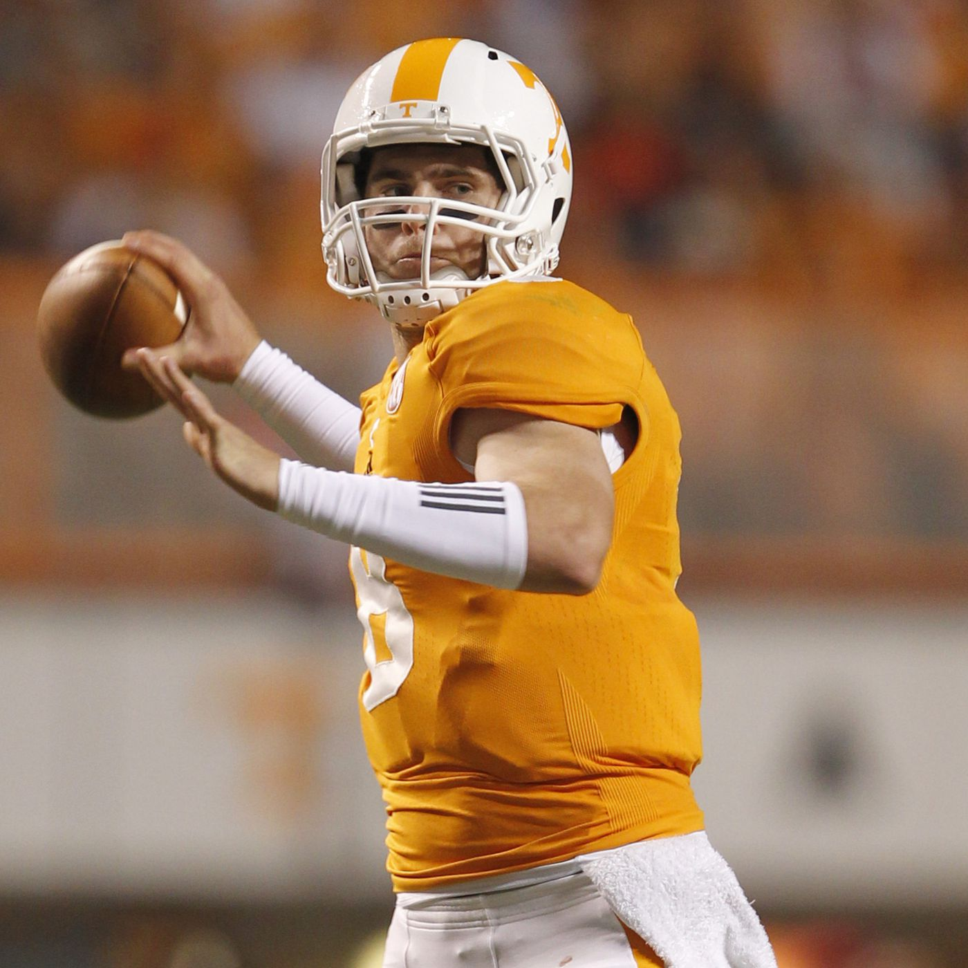 reputable site f62a2 c4a82 Tyler Bray's dad tells newspaper the Steelers told him they ...