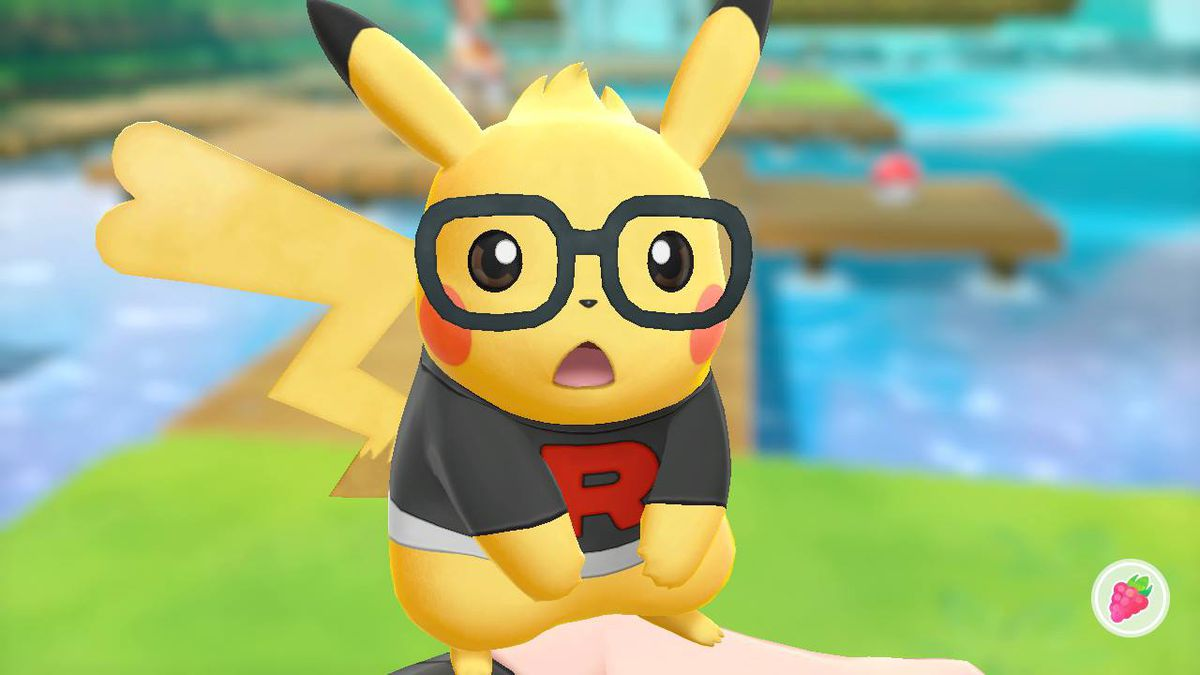 How To Style Your Eevee Or Pikachu In Pok 233 Mon Let S Go