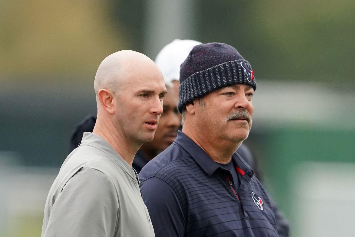 NFL: International Series-Houston Texans Practice