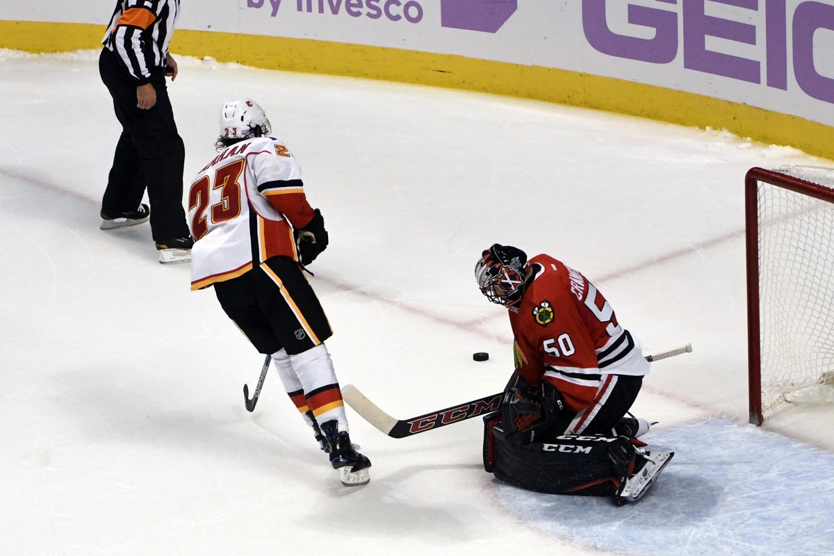 Corey Crawford Is The Hottest Goaltender In The Nhl Right Now