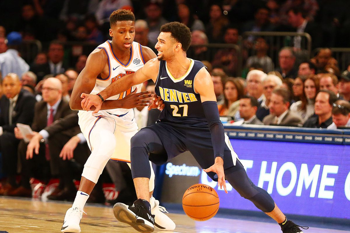 denver nuggets: a scary halloween start - denver stiffs