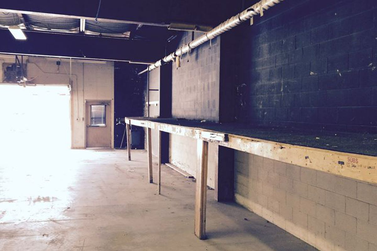 First look at Hardihood's new space.
