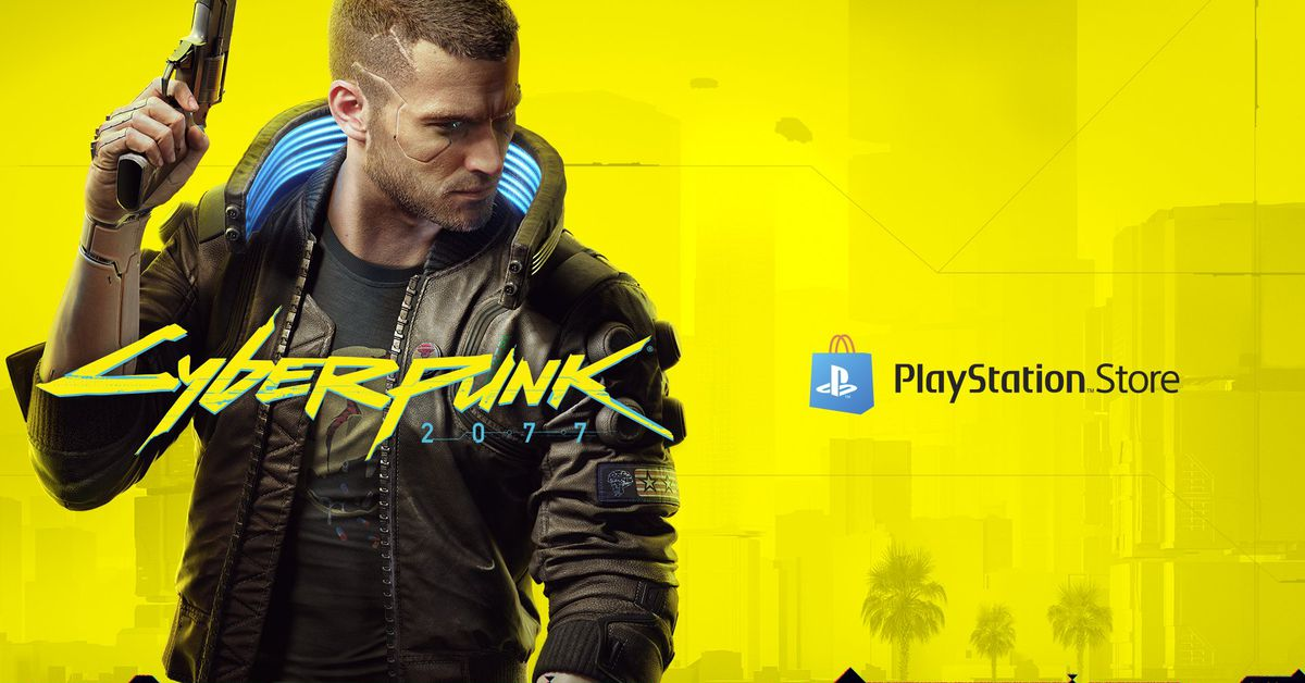 Cyberpunk 2077 returns to PlayStation Store with a big PS4 warning