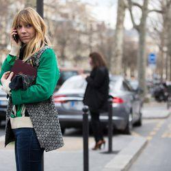 In Paris, who dis?