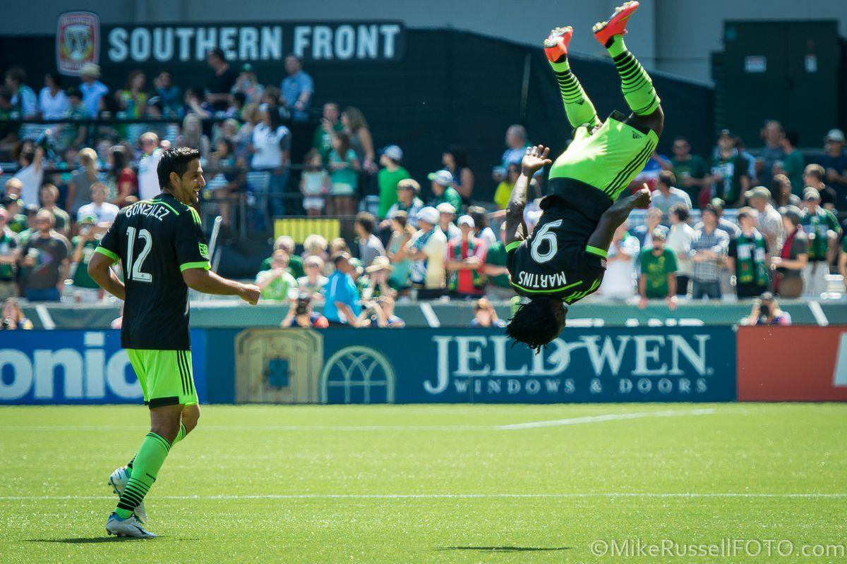 When he flips, we flip, he flips. Put you hand up on your hip. When he flips, we flip, we win.