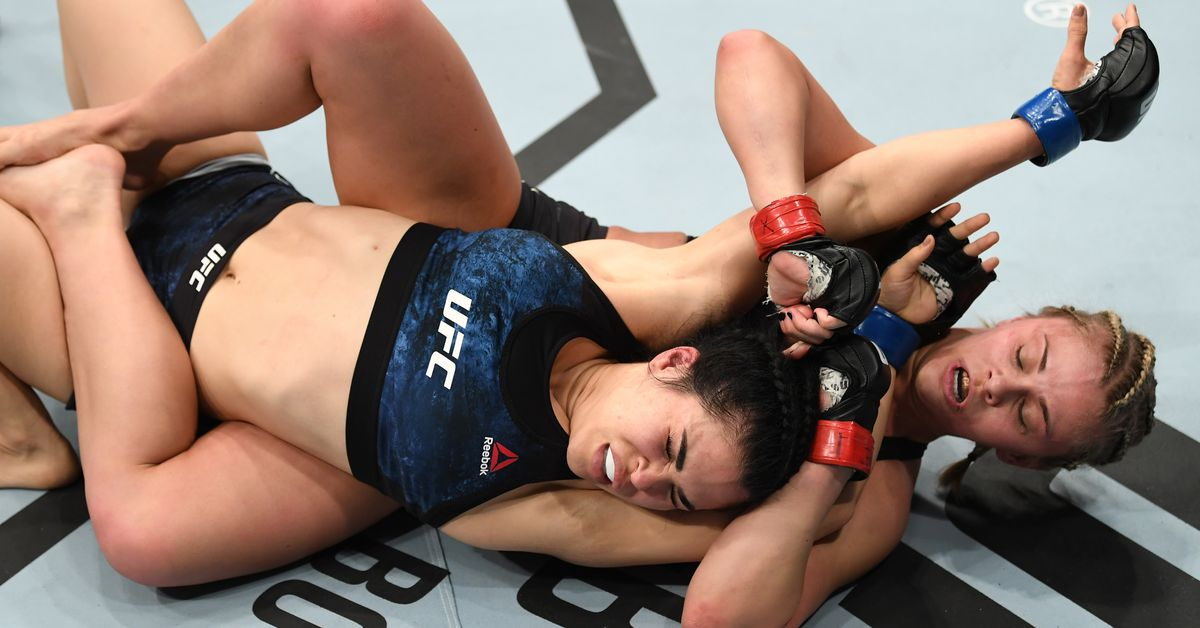 VanZant vs. Ribas odds: Money line, KO, submission, decision odds for UFC 251 - DraftKings Nation