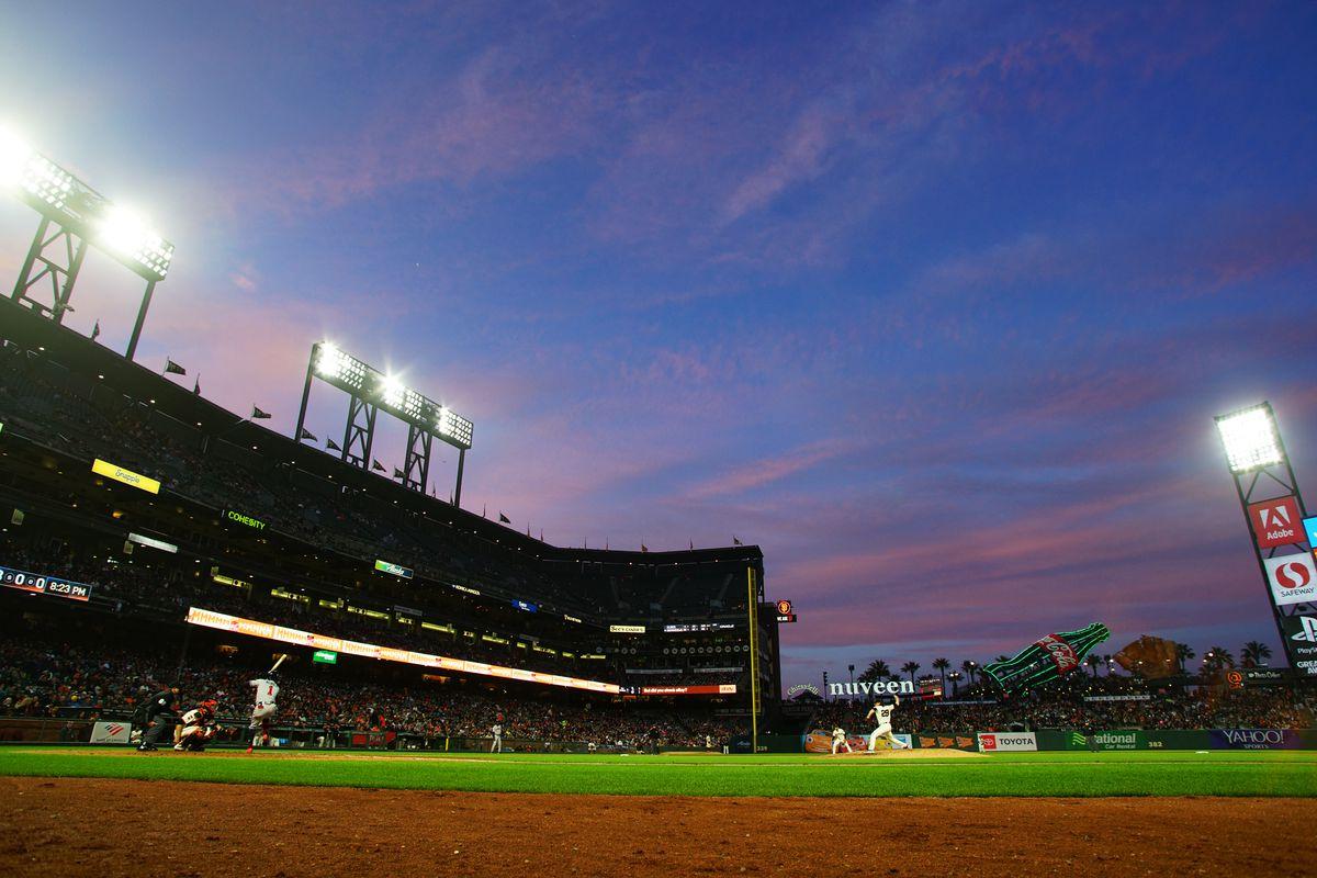 Atlanta Braves v San Francisco Giants
