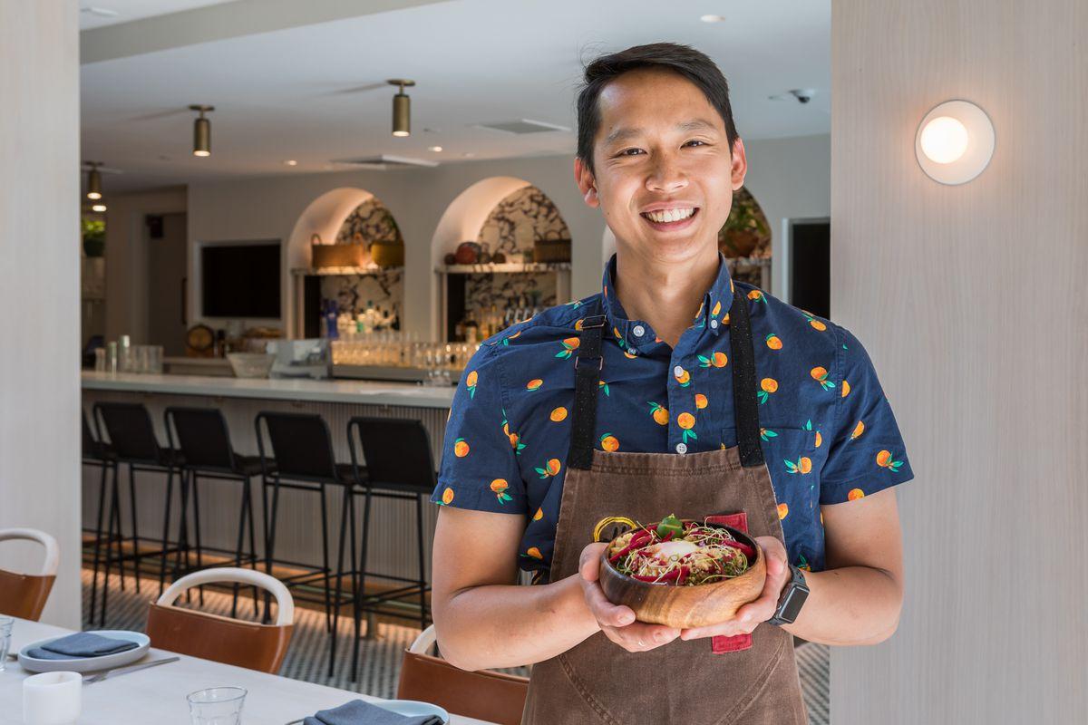 Chef Francis Ang of Abacá