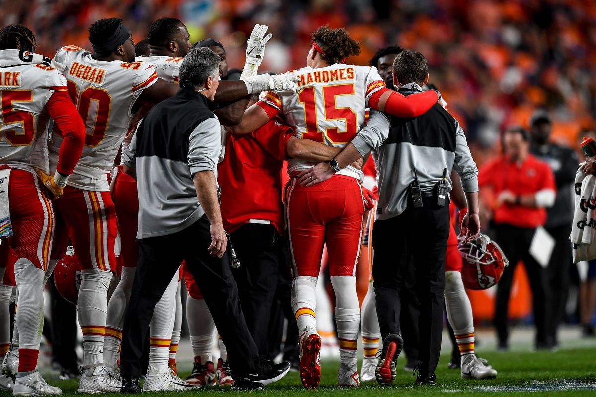 Patrick Mahomes Injury Chiefs Super Bowl Mvp Odds Drop