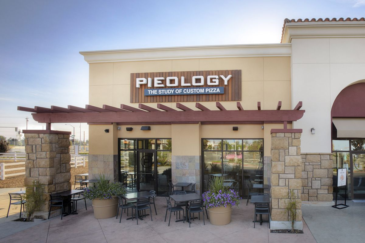 An existing Pieology.