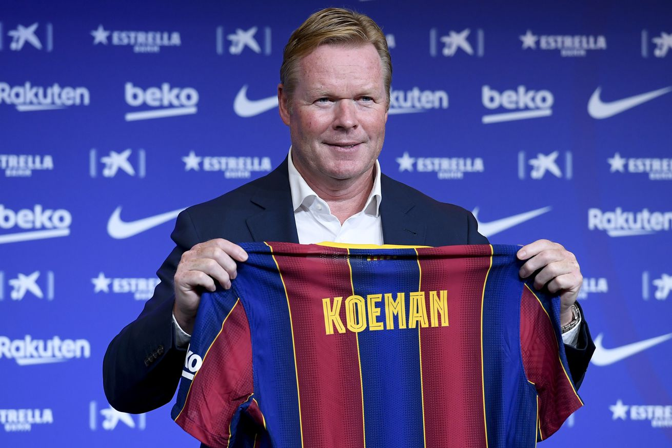Koeman?s Puig decision shows he has no business being at Barca