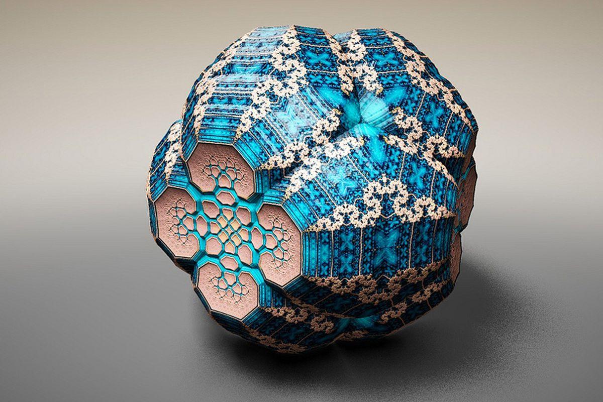 fabrege fractals (1000p)