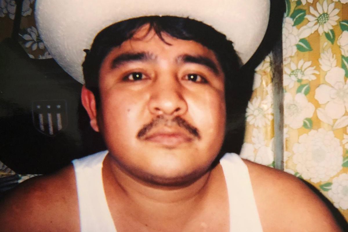 Juan Cruz, who died of COVID at Bellevue Hospital after being moved to the medical center from a Bronx jail barge for treatment.