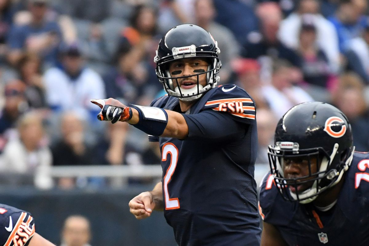 Who is this star QB and what has he done with Brian Hoyer?