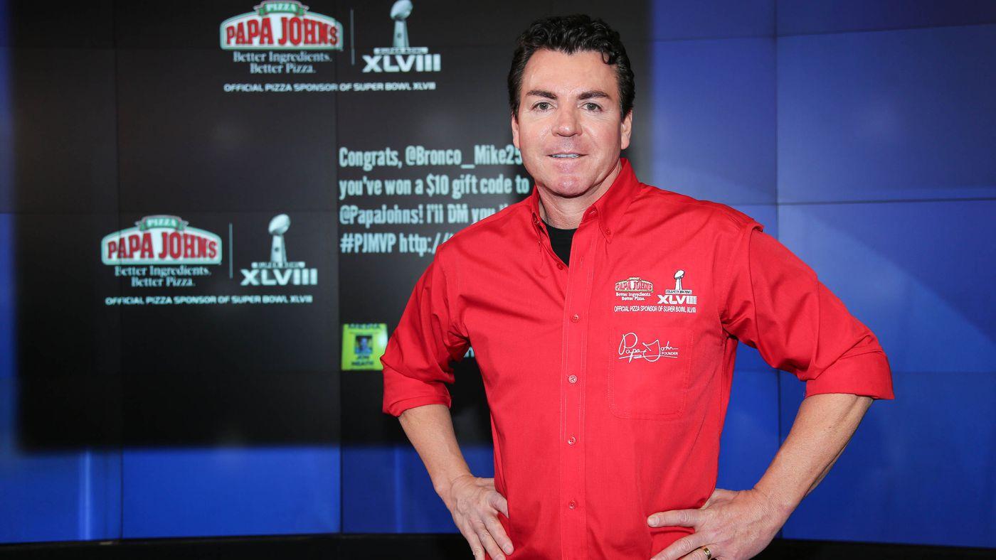 Papa John's ends NFL sponsorship - SBNation com