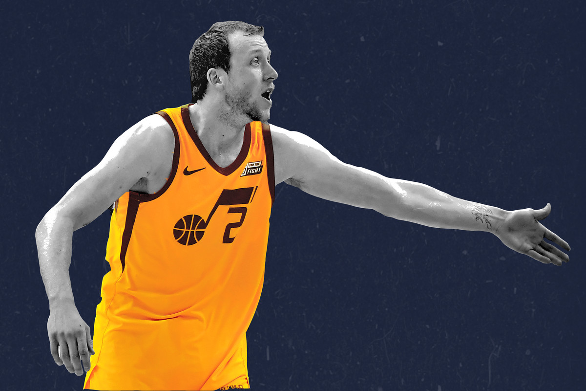 wholesale dealer 0017c f1c72 How can Utah's Joe Ingles—the best player in the world—get ...