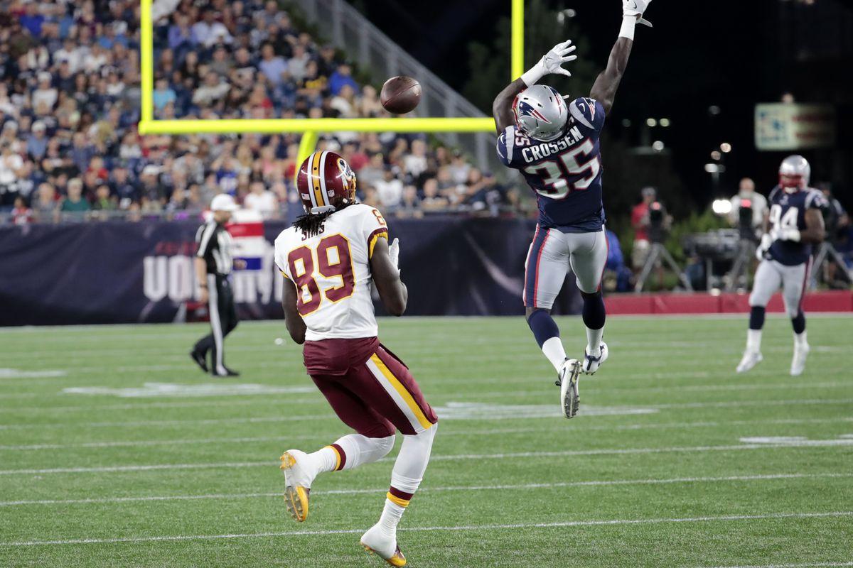 NFL: AUG 09 Preseason - Redskins at Patriots