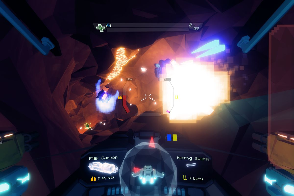 Spiritual Successor To Descent Sublevel Zero Is Headed To Ps4 And