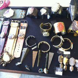 Bracelets! ($65) Cuffs! ($75)