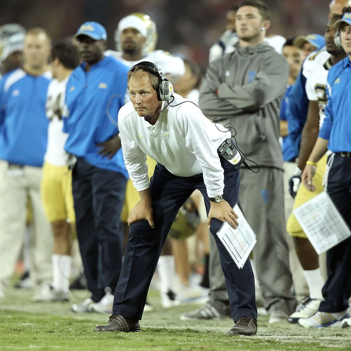 Hot Seat Watch: Rick Neuheisel\'s Not The Only Coach Updating His ...