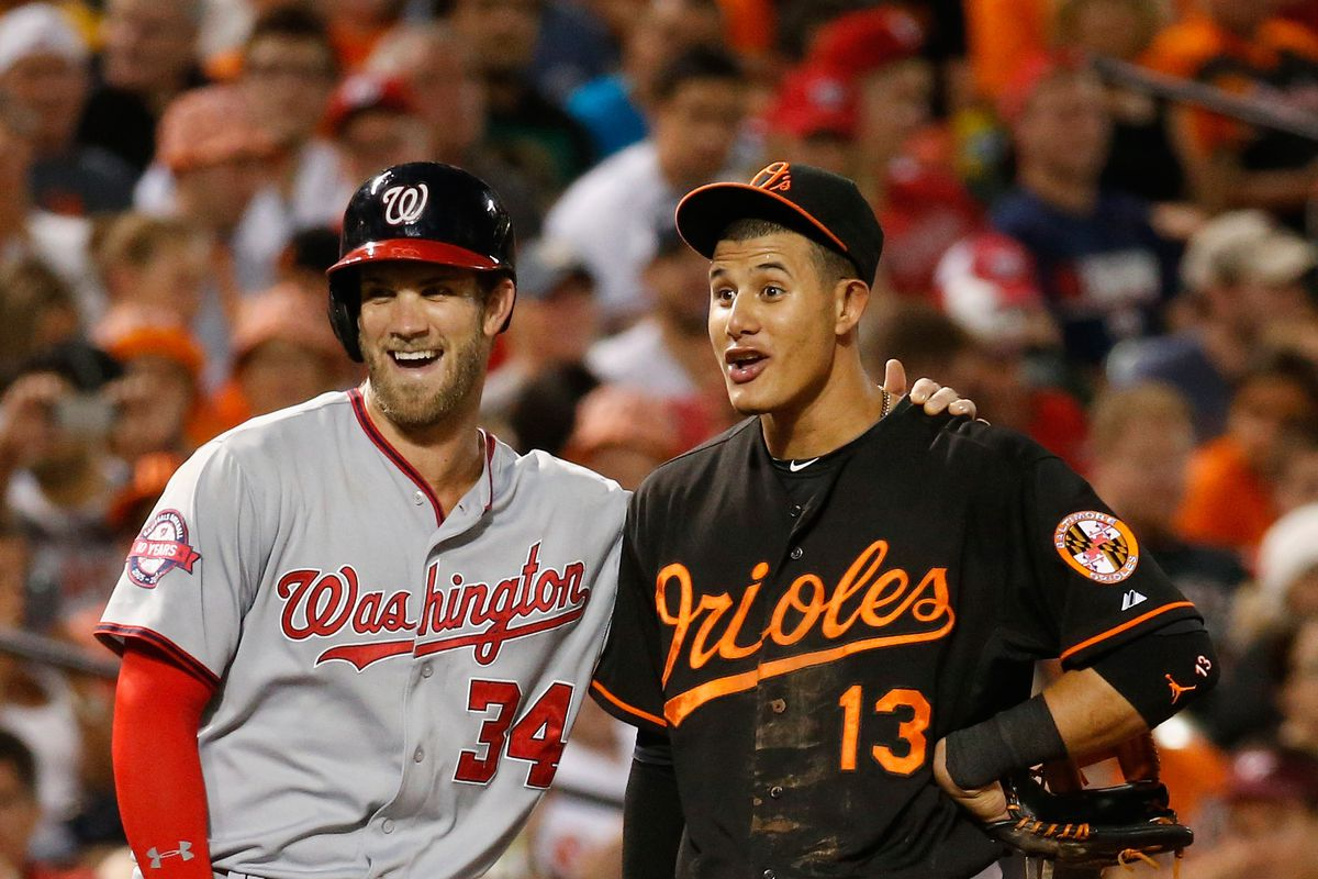 747d1c53e Why Yankees fans might not want Bryce Harper or Manny Machado ...