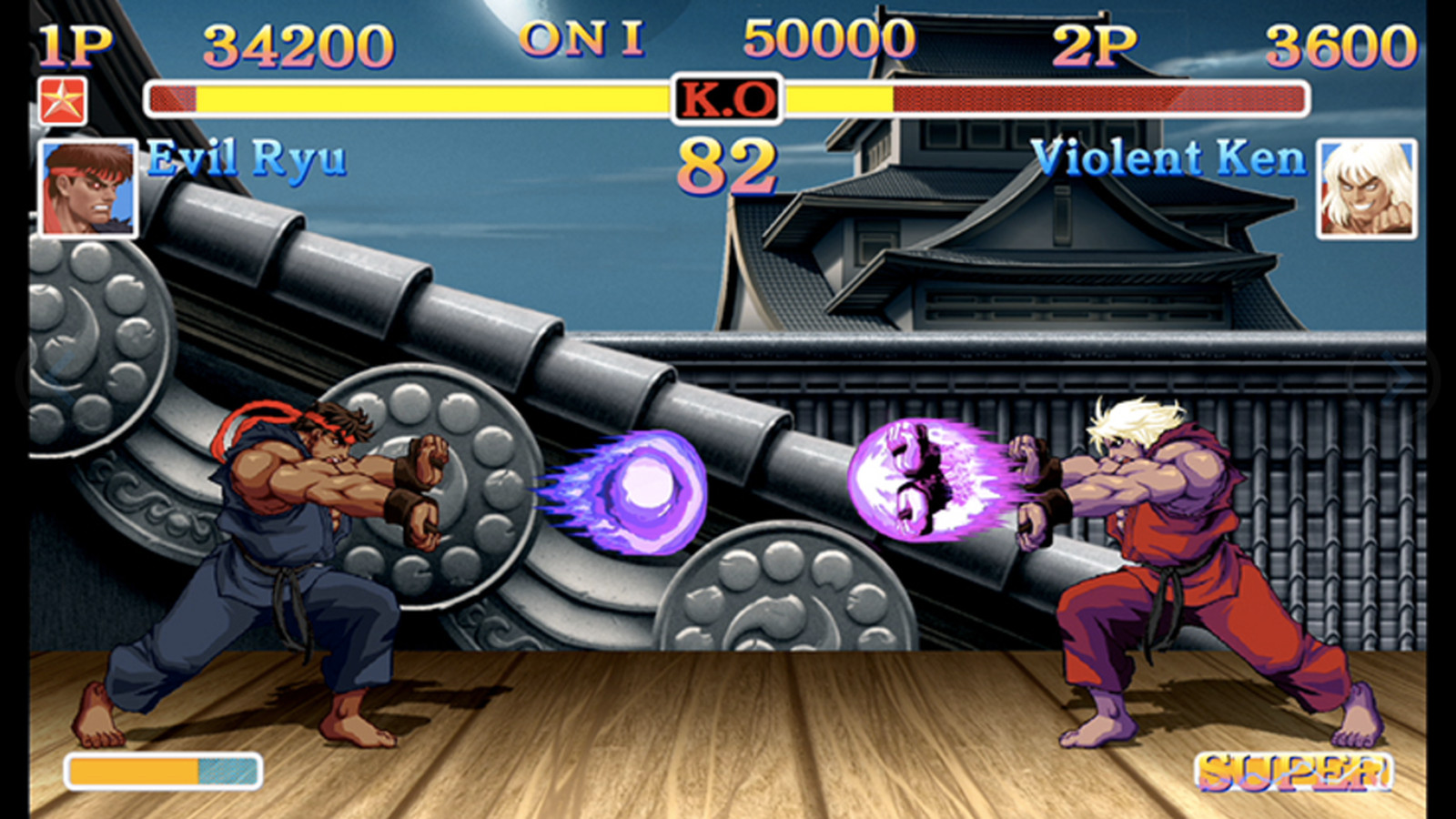 'Ultra Street Fighter II' for Nintendo Switch is the first true portable fighting game