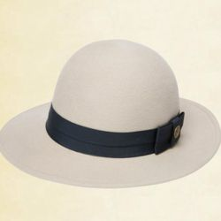 """The <a href=""""http://www.goorin.com/women/heritage-collection/lady-eileen"""" rel=""""nofollow"""">Lady Eileen</a>, $125"""