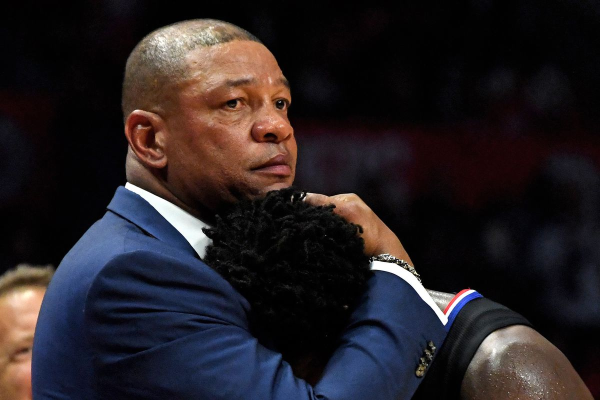 Doc Rivers Wins PBWA's Rudy Tomjanovich Award