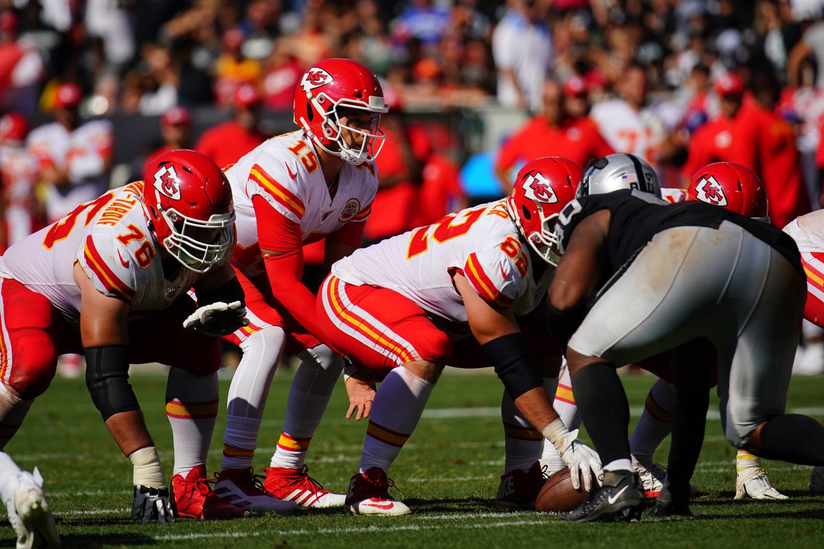Chiefs Vs Raiders 2020 Game Time Tv Schedule How To Watch Online Arrowhead Pride