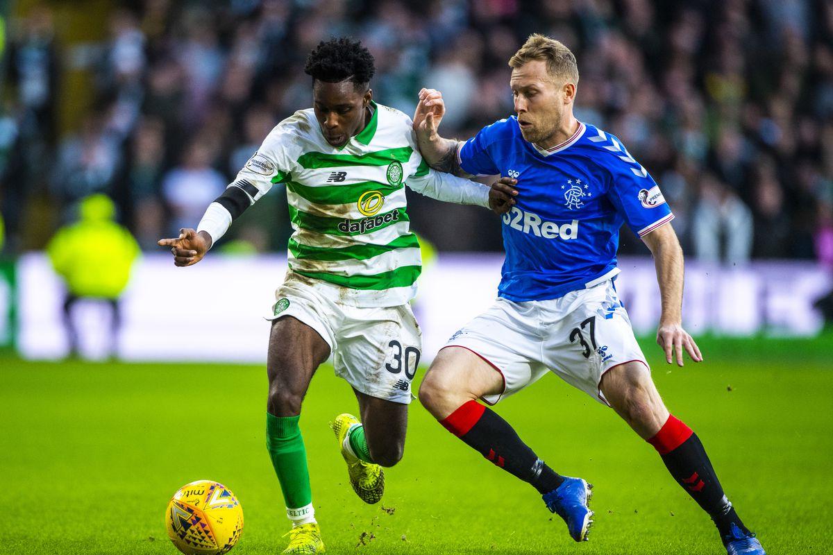 Celtic v Rangers - Ladbrokes Premiership