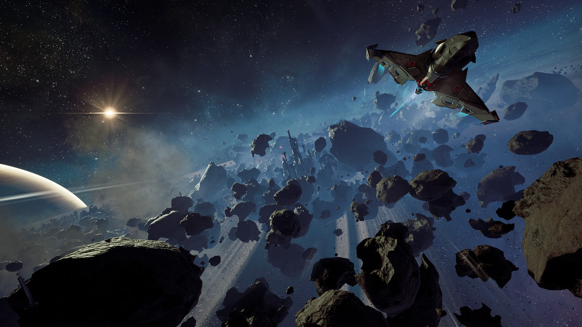 """""""Surveillance and intel gathered by the Circle's spies and converts are crucial to their military success. And so is taking out their listening posts for Nara. Sinuk Outpost may store vital secrets that could decide the fate of the Stega System."""""""