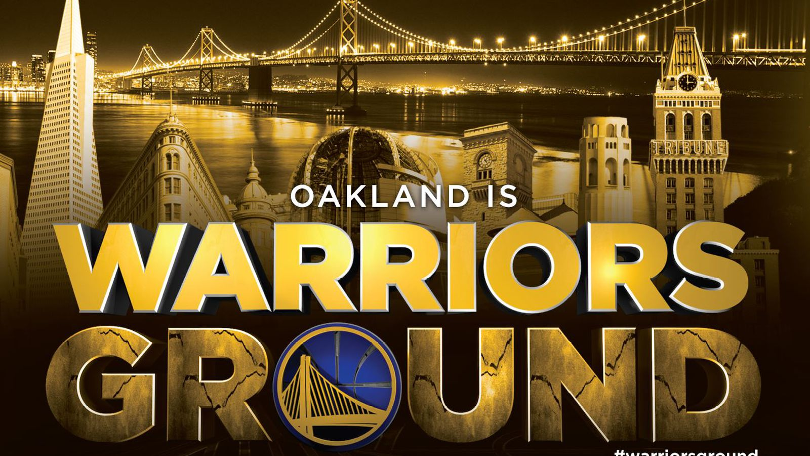 I M Proud Oakland Is Home To Golden State Warriors In 2015 Nba