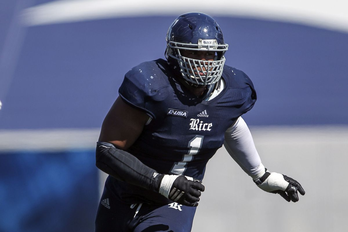 Christian Covington has been one of CUSA's top defenders.
