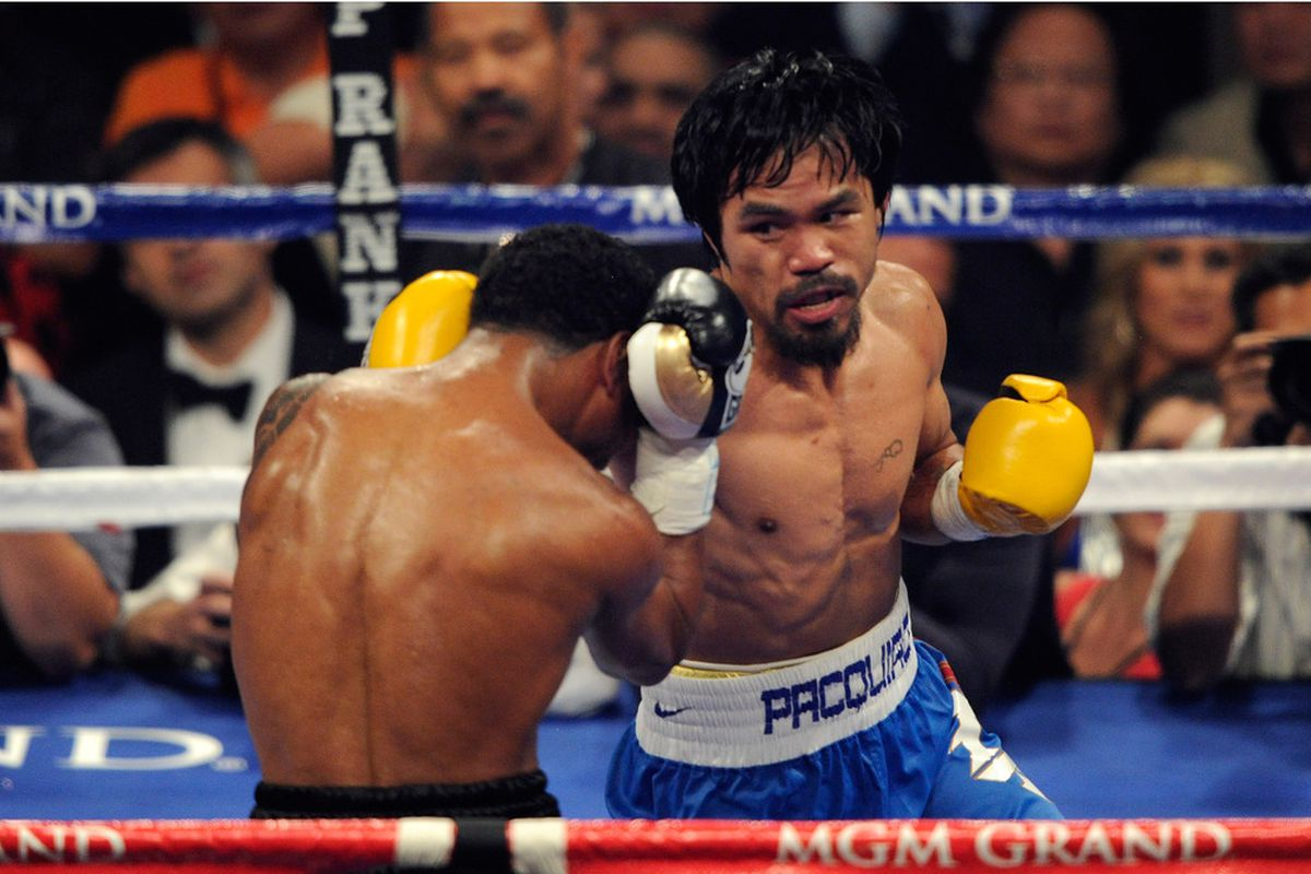 Teddy Atlas believes Manny Pacquiao is in for a third tough fight with Juan Manuel Marquez. (Photo by Ethan Miller/Getty Images)