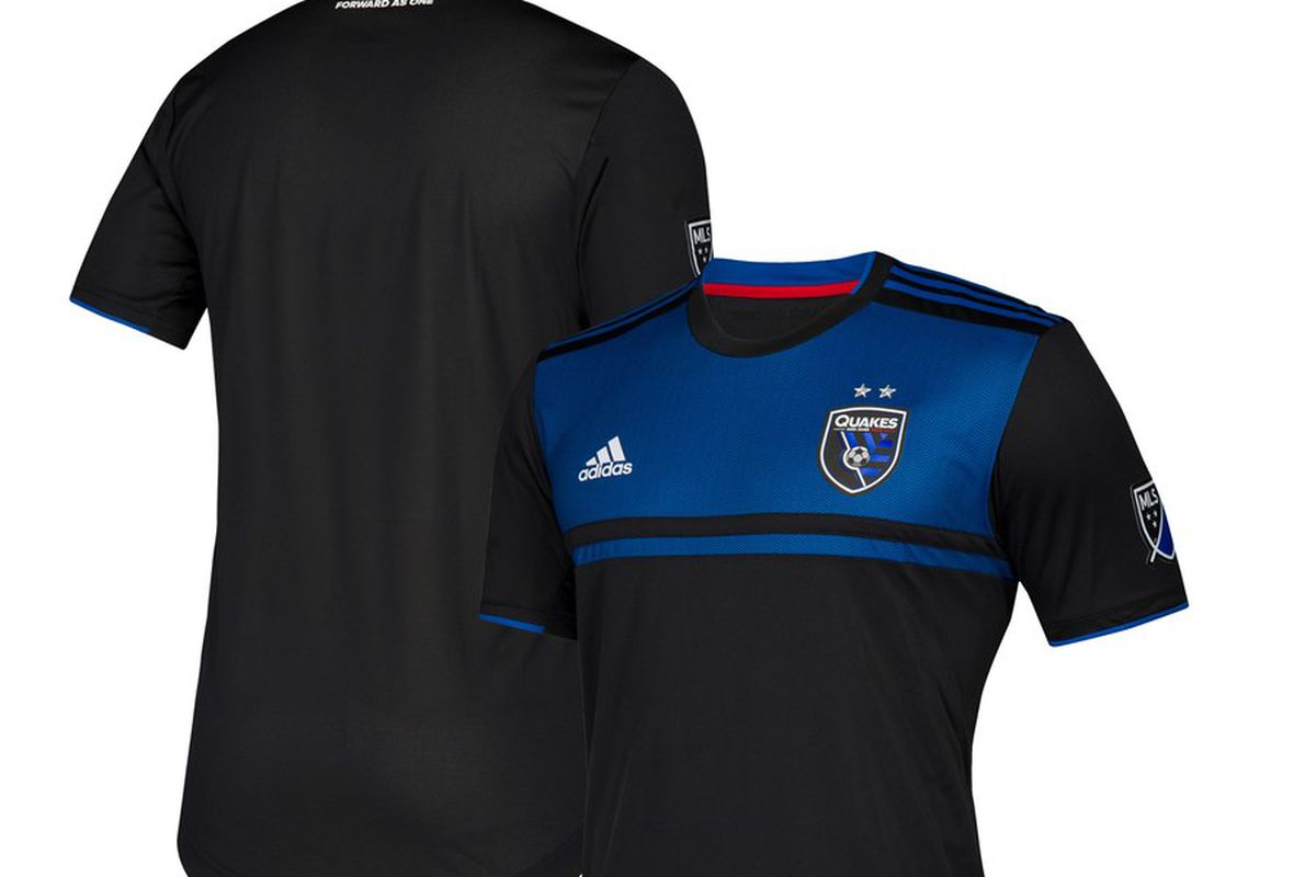check out c93f3 3b4ff Earthquake Reveal Jersey for 2019 Season - Center Line Soccer