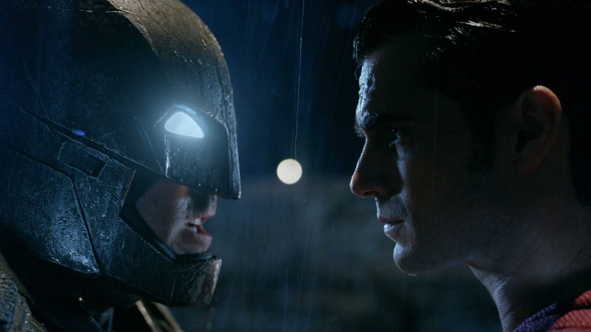 Warner Bros ' DC movies earn their bad reviews with bad continuity