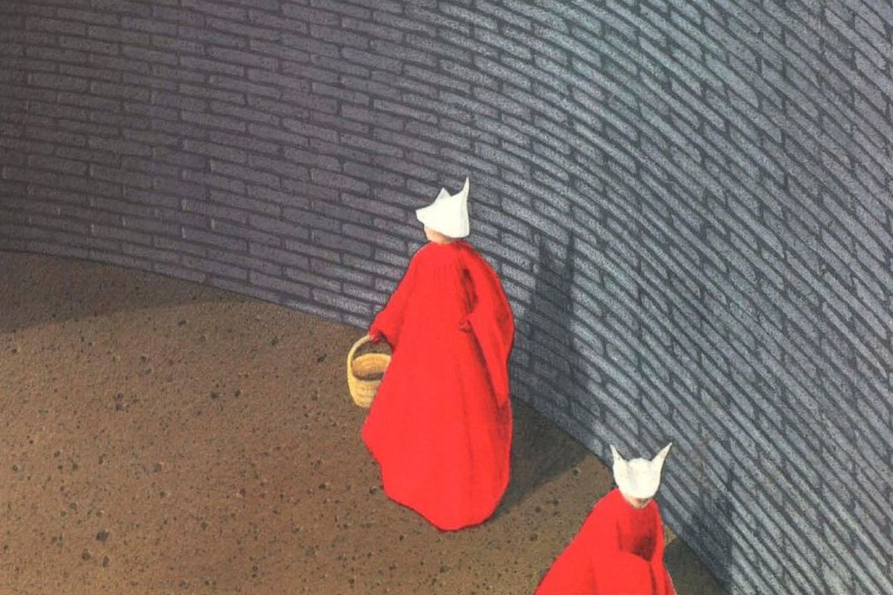 in trump s america the handmaid s tale matters more than ever  in trump s america the handmaid s tale matters more than ever