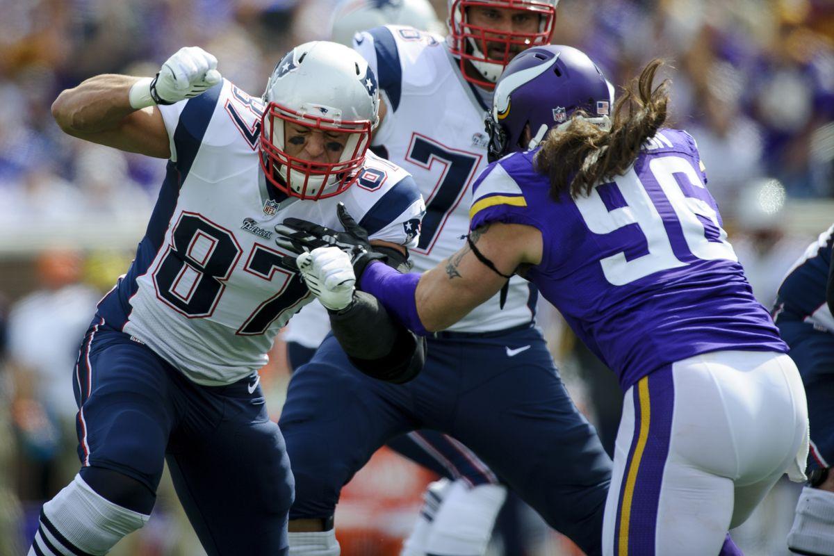 New England Patriots v Minnesota Vikings