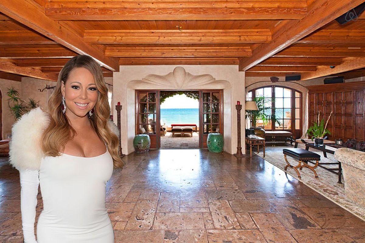 Mariah Carey via Getty Images