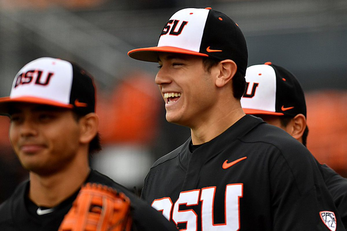 preview oregon state baseball heads to phoenix to face asu