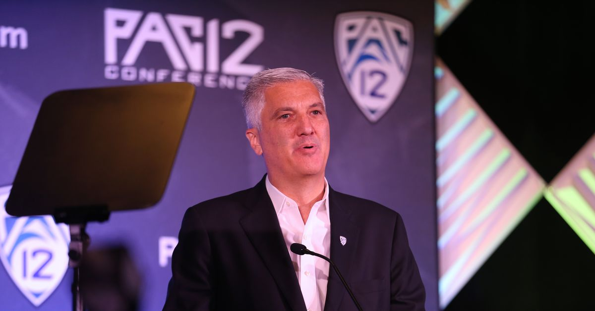 Pac-12 seeks move to 8-game Conference football schedule, if ESPN, FOX